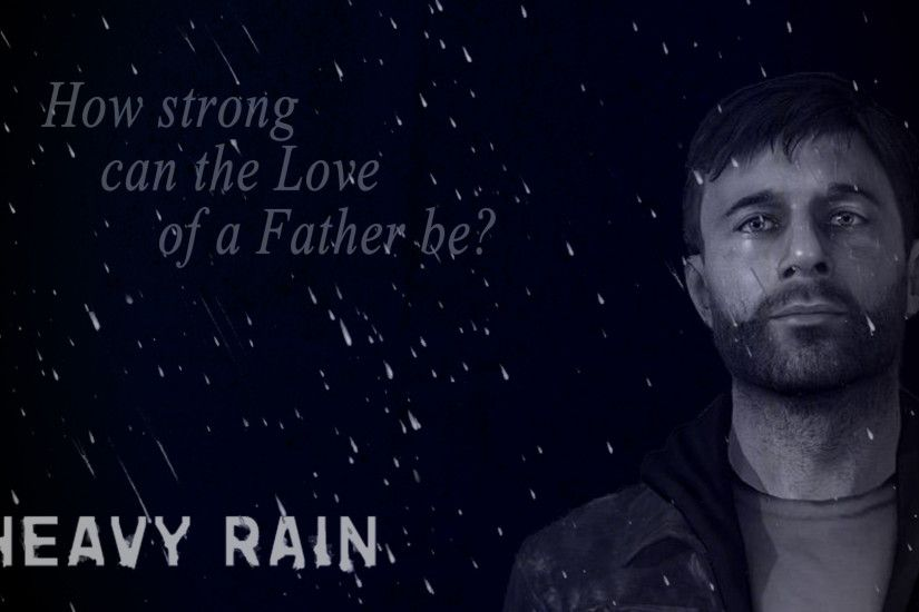 ... Ethan Mars - Heavy Rain Wallpaper by Crylex