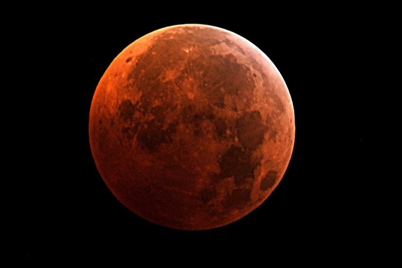 Lunar Eclipse October 2014
