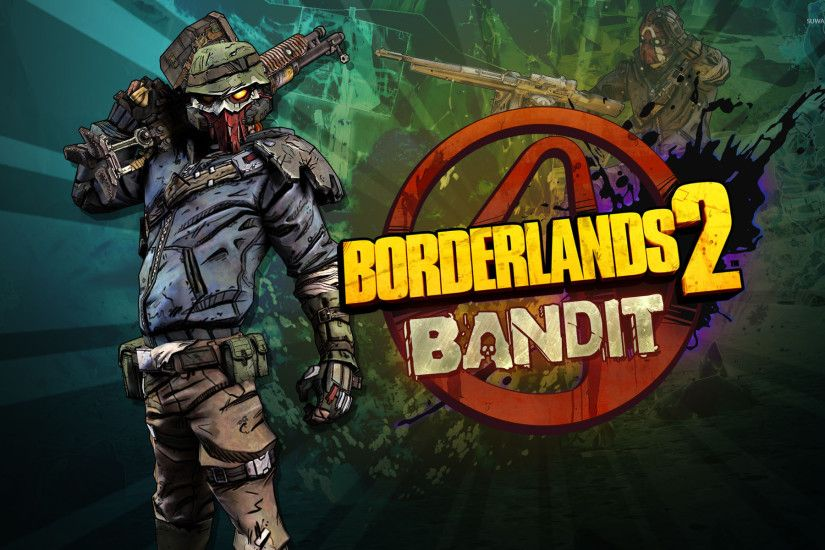 Bandit - Borderlands 2 wallpaper