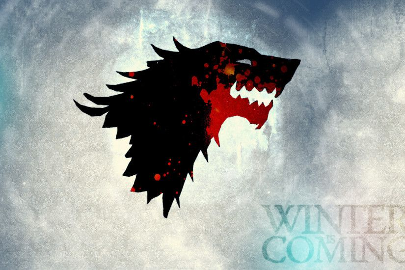 House Stark wallpaper by GeniusMage House Stark wallpaper by GeniusMage