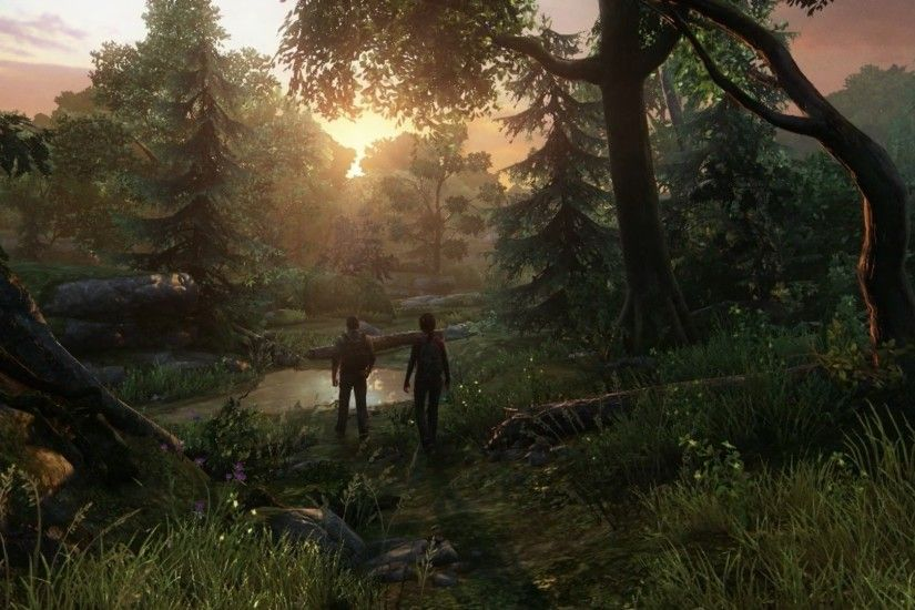 The Last of Us HD Wallpaper | HD Wallpapers, HD Backgrounds