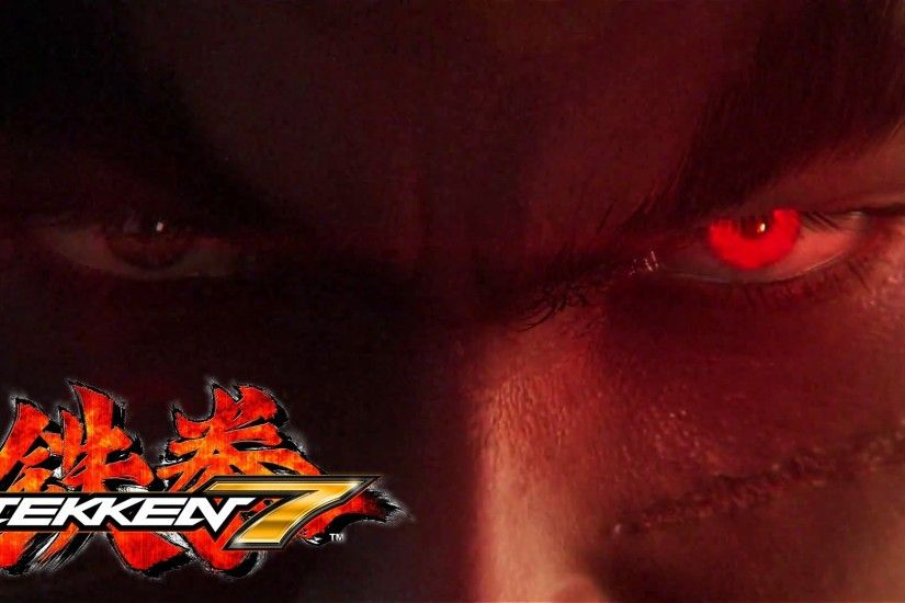 Tekken 7 Fated Retribution - SDCC 2014 Reveal Trailer [HD] 1080p