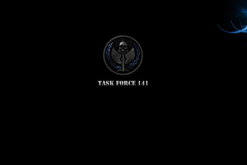 Task Force 141 rotating emblem by g3xter on DeviantArt
