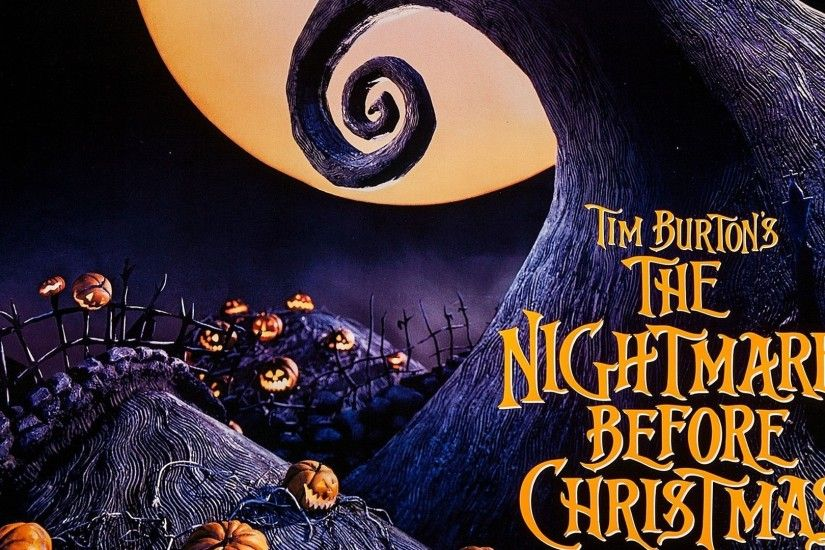 The Nightmare Before Christmas Wallpaper The nightmare before christmas  movie posters wallpapers .