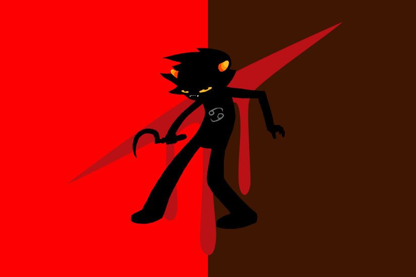 Karkat Wallpaper v2 by Colcoction Karkat Wallpaper v2 by Colcoction
