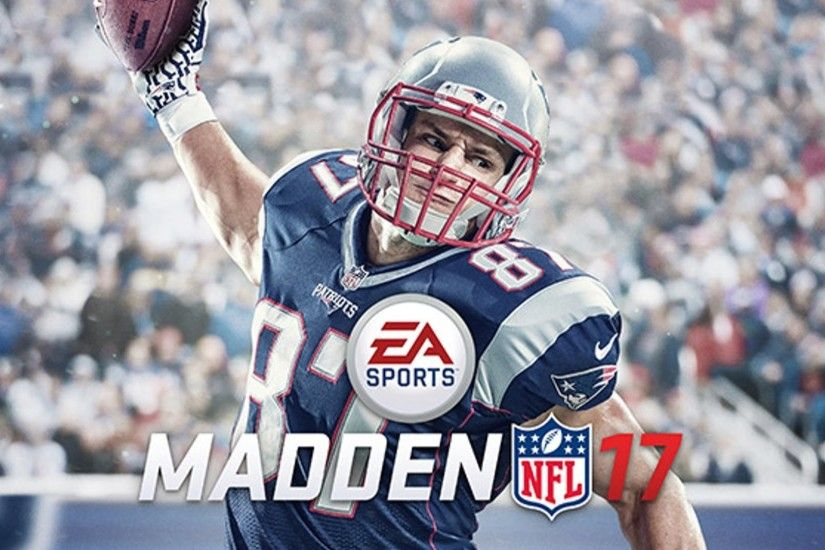... madden 17 cover feat rob gronkowski mut 16 gameplay you ...