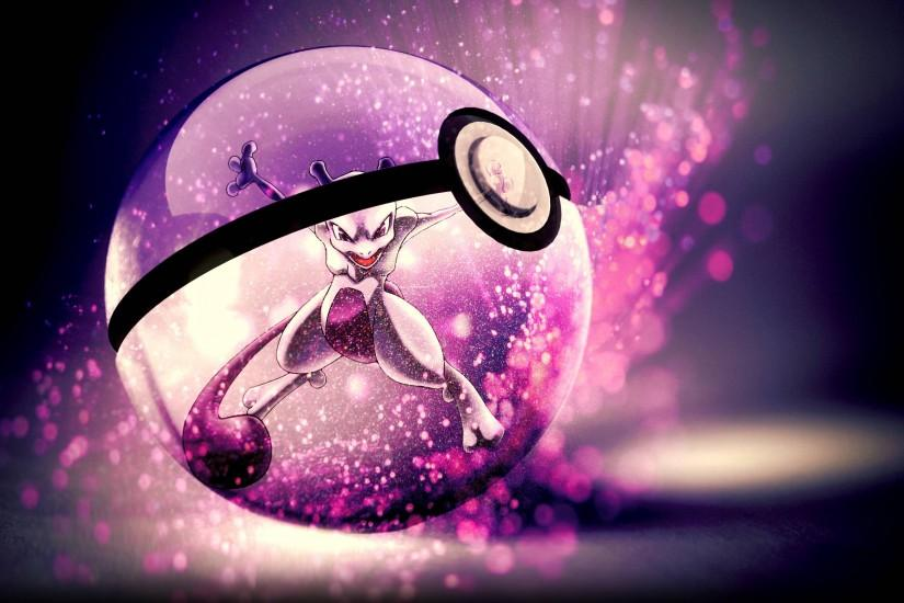 Pokemon Mewtwo Wallpaper Download
