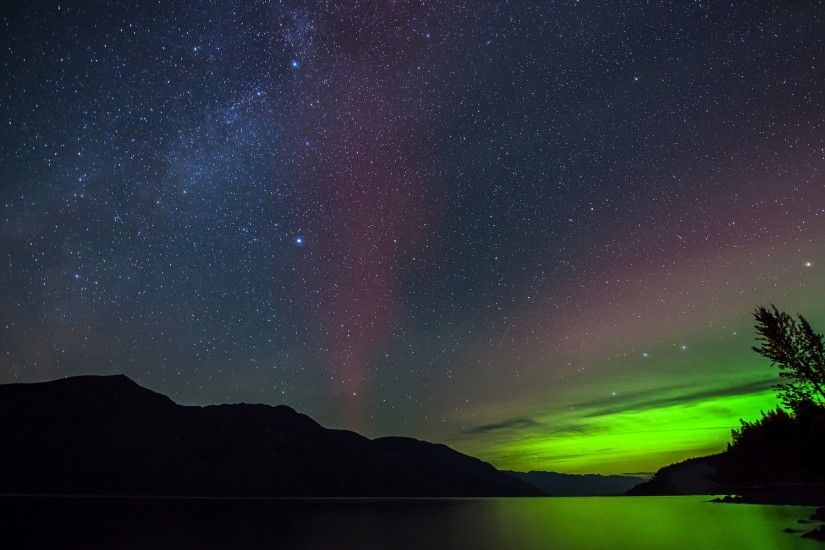 widescreen wallpapers x aurora borealis - photo #6
