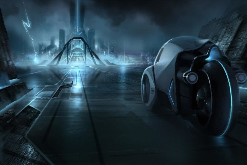 TRON Legacy wallpapers for desktop