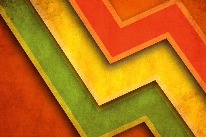 Retro zig zag stripes HD Wallpaper 1920x1080 Retro ...