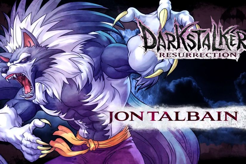 ... Darkstalkers Resurrection: Jon Talbain by Blood-PawWerewolf