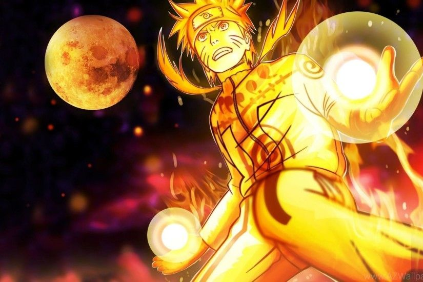 1920x1200 Naruto Shippuden Kurama - Viewing Gallery Naruto Shippuden Nine  Tailed Fox Wallpaper