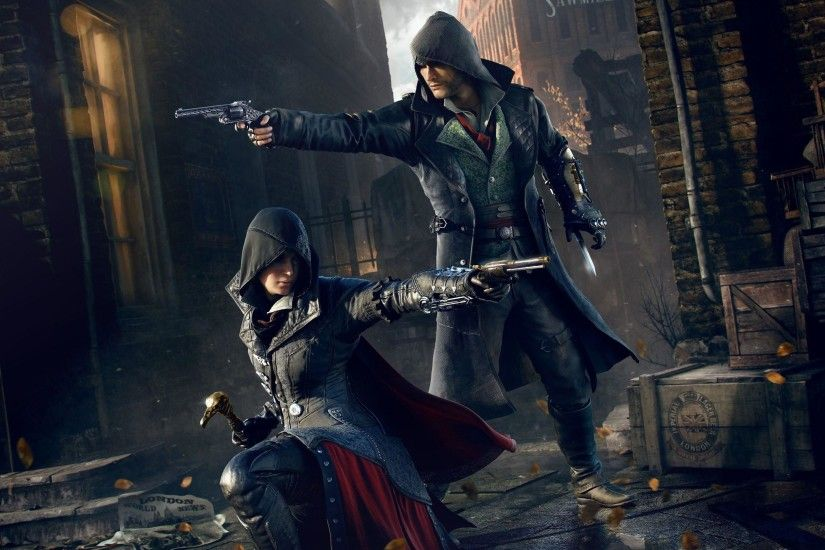110 Assassin's Creed: Syndicate HD Wallpapers | Backgrounds .