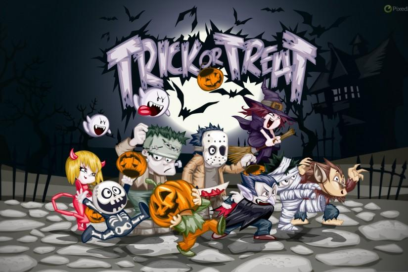 download cute halloween wallpaper 2560x1600 htc