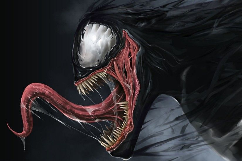 artwork, Venom, Marvel Comics, Spider Man Wallpapers HD / Desktop and  Mobile Backgrounds