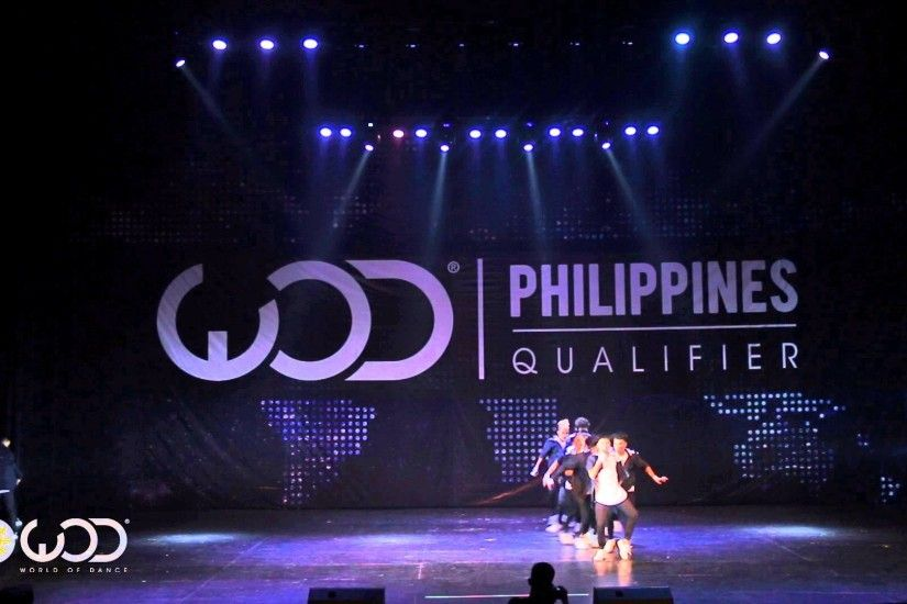 POWER IMPACT DANCERS | World of Dance Philippines Qualifier 2016 |  #WODPH2016