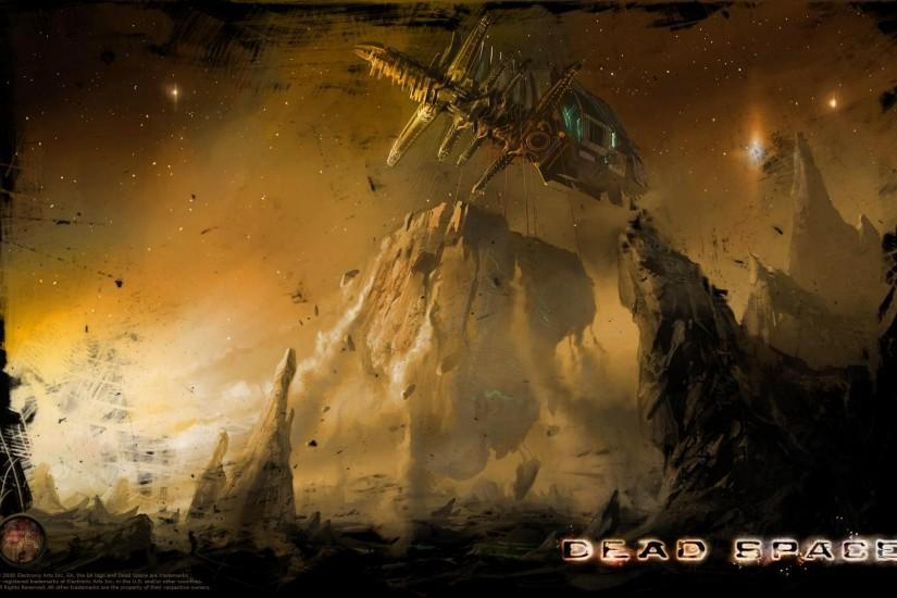download free dead space wallpaper 1920x1200 windows xp