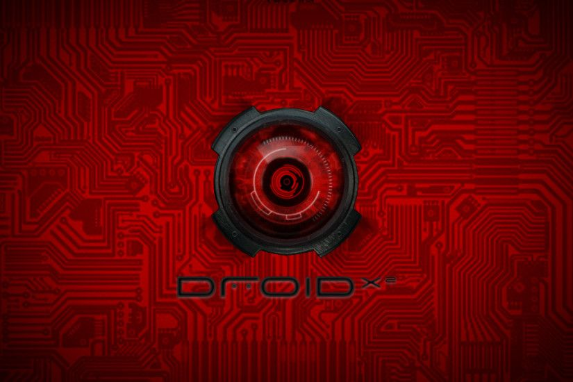 ... Droid X2 Circuit Wallpaper B by StuntinX