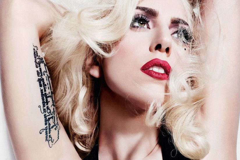 HD Wallpapers Lady Gaga 2013