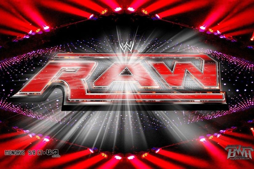 Wallpapers For > Wwe Raw Logo Wallpaper