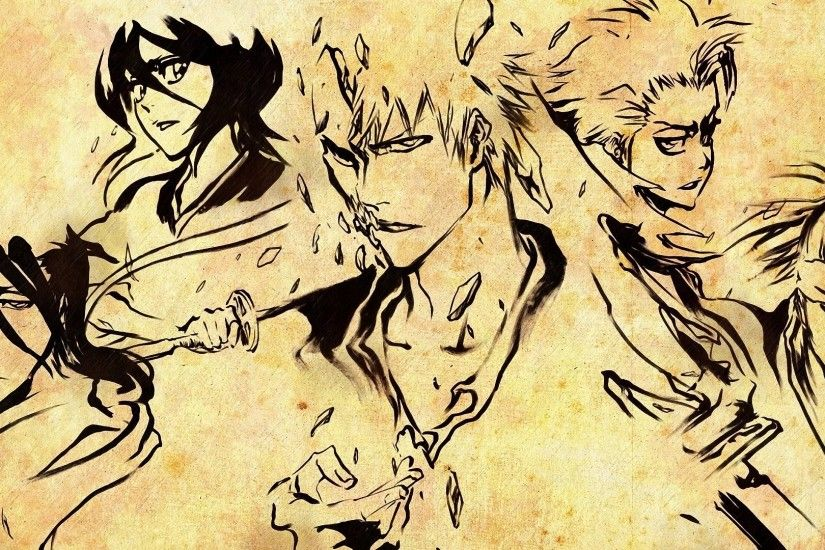 1920x1080 abstract bleach anime drawing 1080P full HD wallpapers
