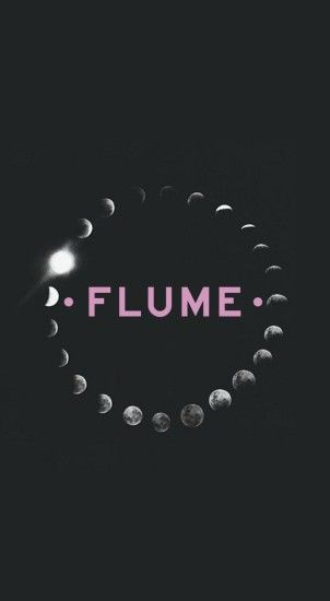 King Flume♩made my own wallpaper of the legend