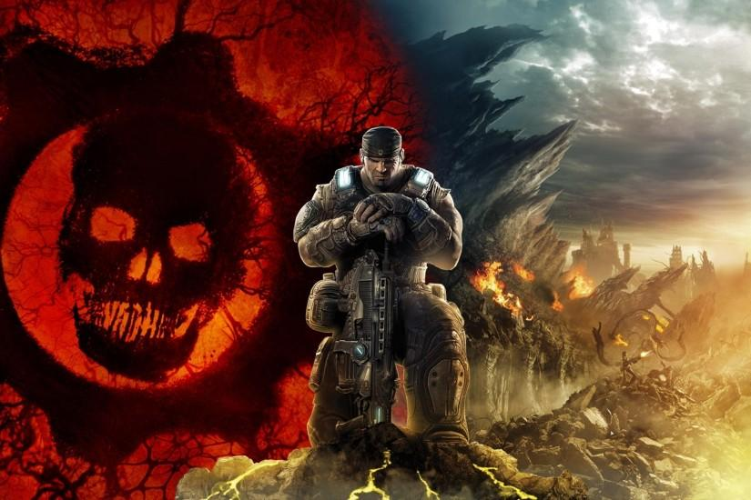 vertical gears of war 4 wallpaper 2560x1440 for android
