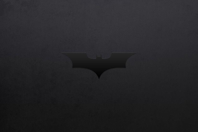 Download Batman Logo Minimalism Hd K In X