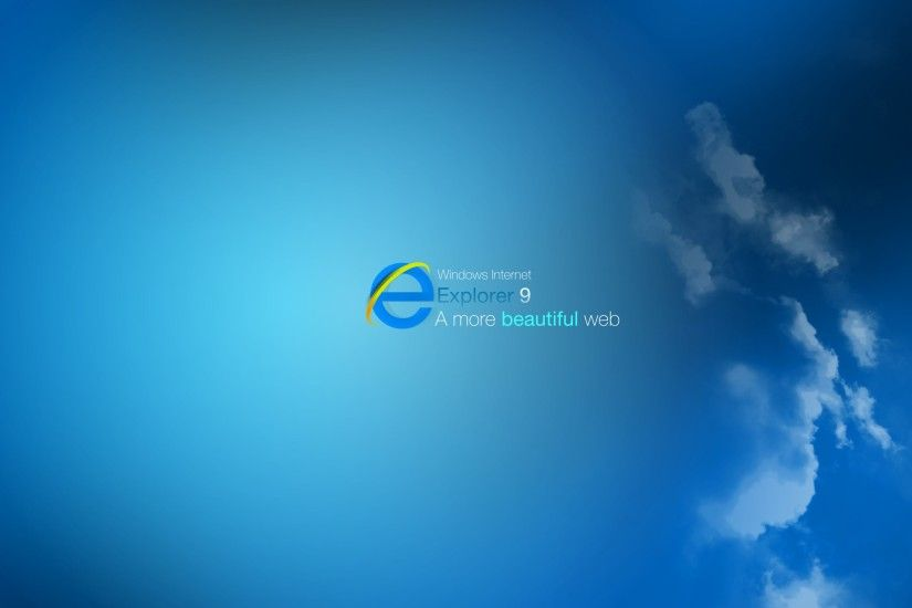 Technology - Internet Explorer Wallpaper
