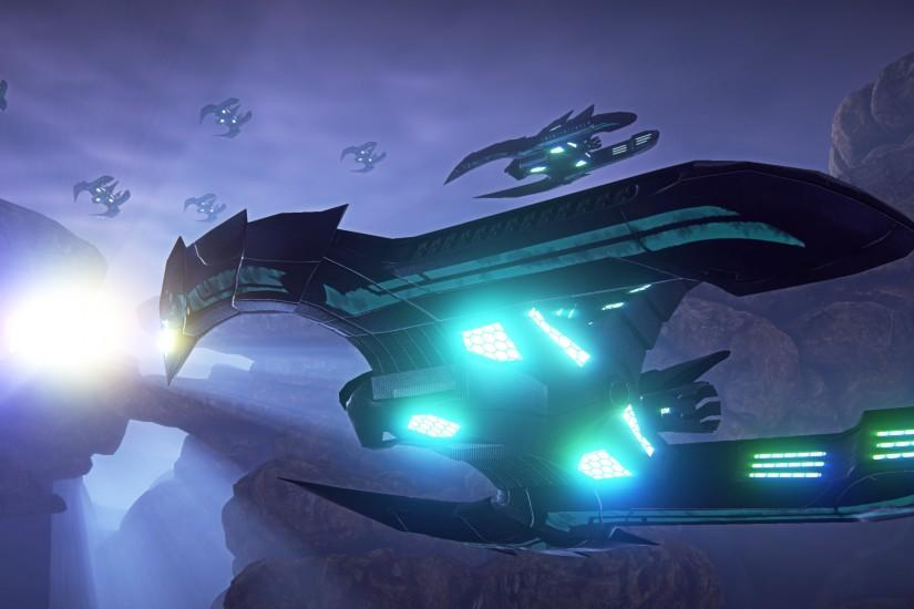 New PlanetSide 2 video and screens reintroduce you to Vanu Sovereignty |  GamesRadar+