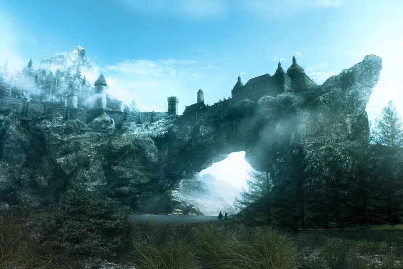 skyrim wallpaper - Bing images