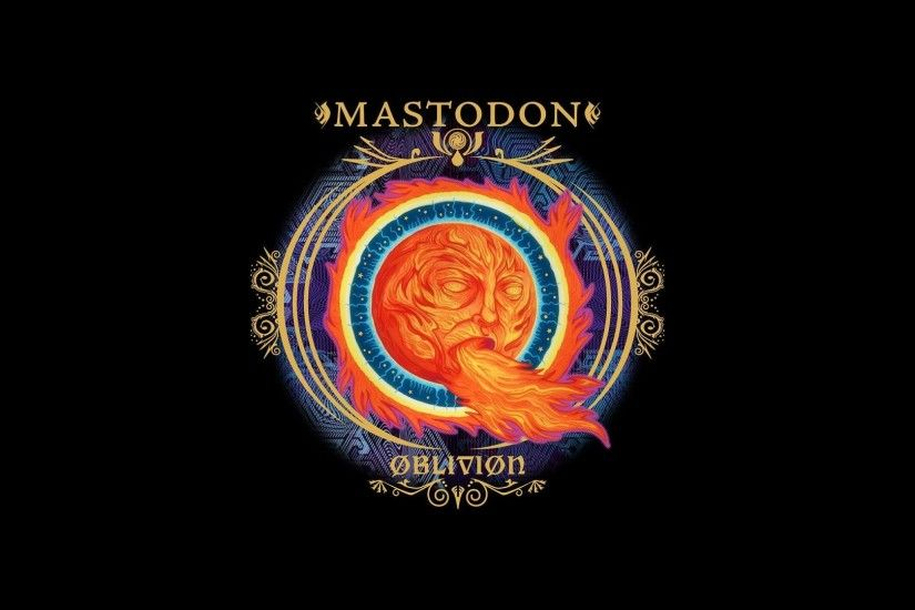 Mastodon Band Wallpaper