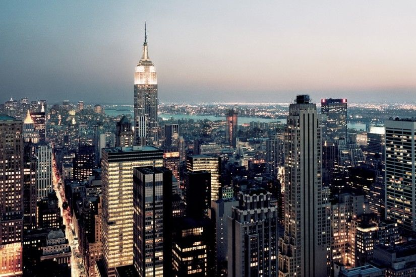 New York City HD desktop wallpaper : Widescreen : High Definition 1920x1200