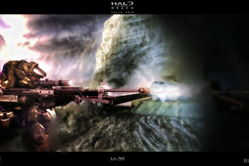 Halo Reach Jun, art, 1920x1080 HD Wallpaper and FREE Stock Photo