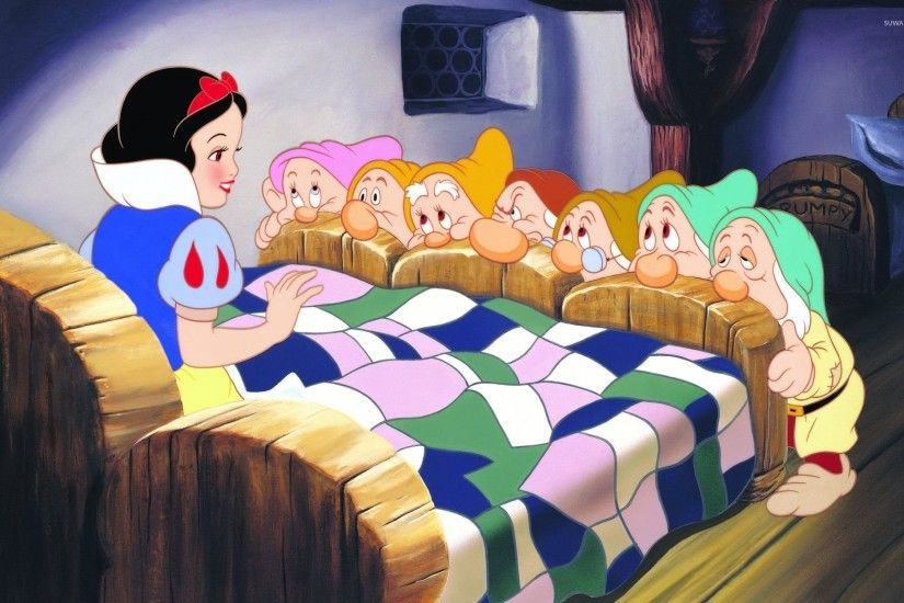 Snow White and the Seven Dwarfs [2] wallpaper