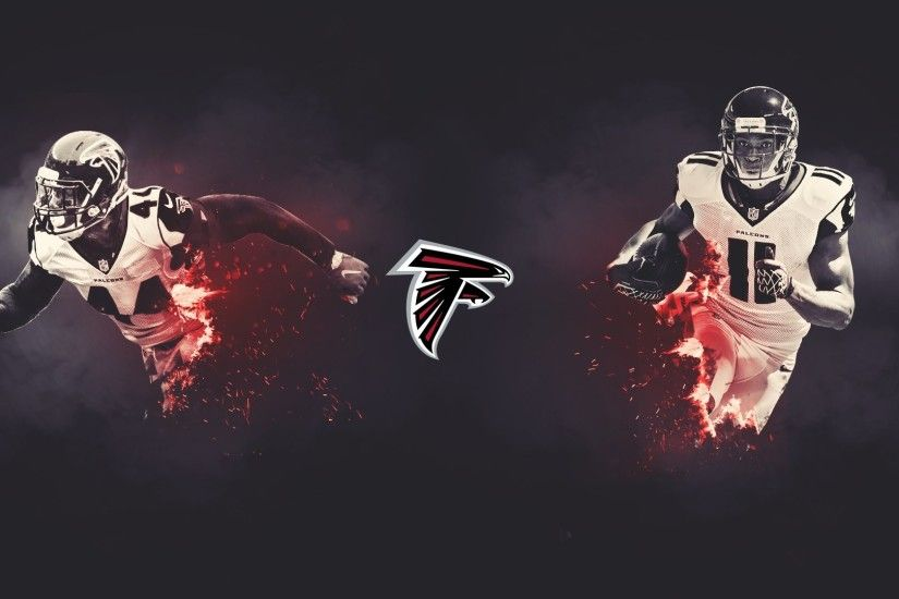 I Made Another Falcons Wallpaper. Feel Free To Use.