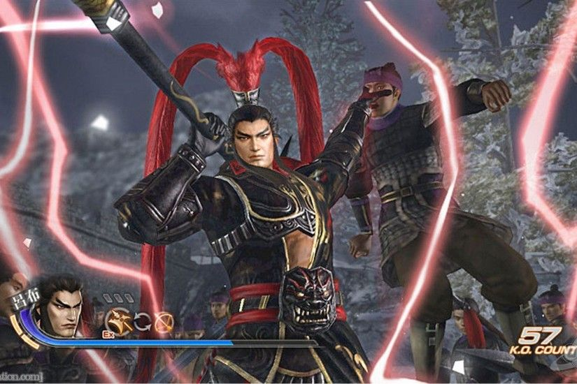 Dynasty Warriors 7 Wallpapers | playstationwallpapers.com