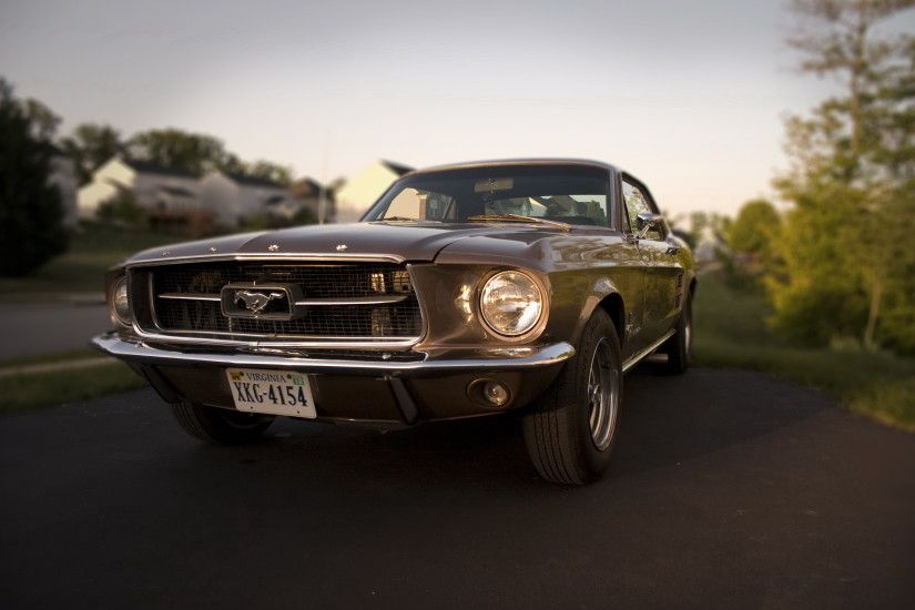 Download ford mustang 1967 backgrounds. ...