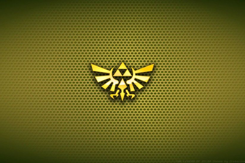 Wallpaper Wednesday Download Hyrule, Triforce and... | it8Bit