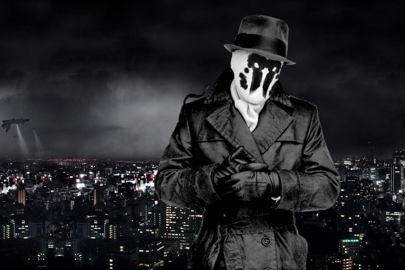 movies, Watchmen, Cityscape, Rorschach Wallpapers HD / Desktop and Mobile  Backgrounds