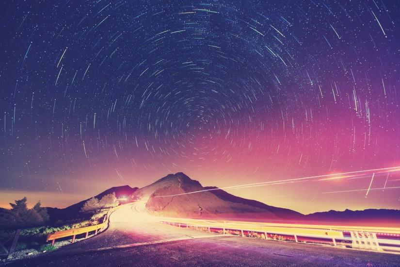Starry Night wallpapers | Starry Night stock photos