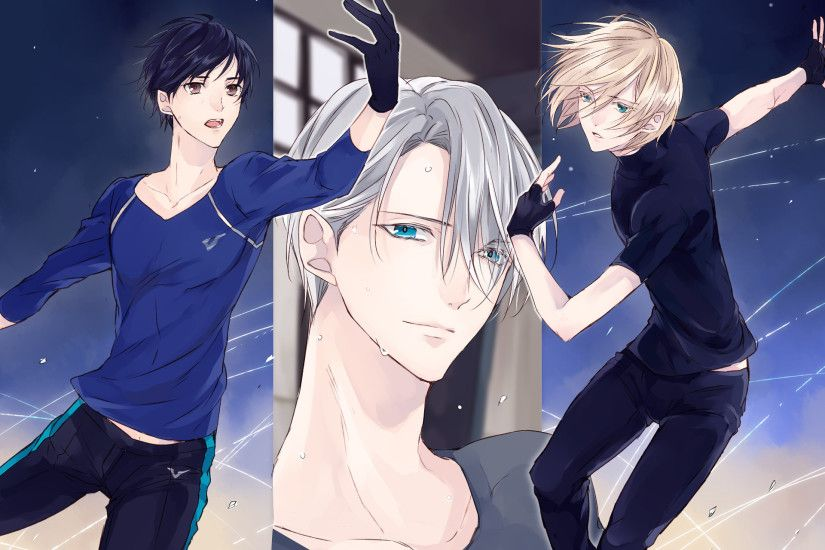 Anime Wallpapers Yuri on Ice!!! HD 4K Download For Mobile iPhone & PC