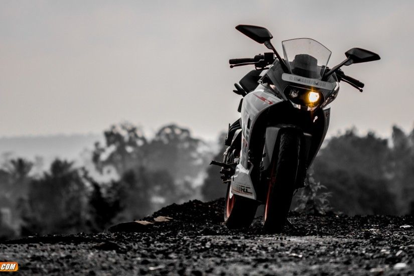 KTM RC 390 wallpapers - 3