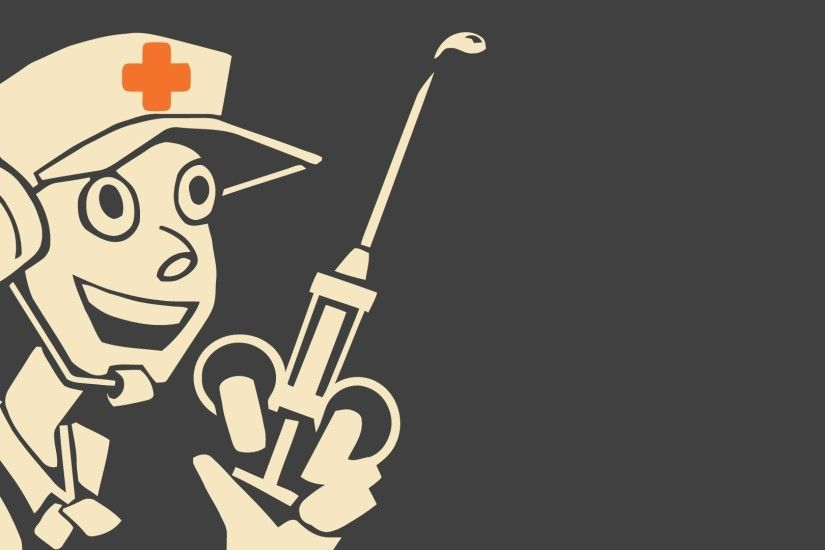 Medic - Team Fortress 2 wallpaper