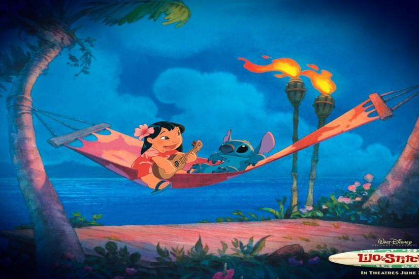 Disney Wallpapers HD Desktop Lilo Stitch 67480