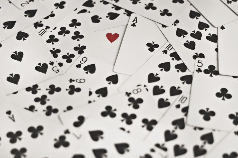 Playing Cards Heart wallpaper