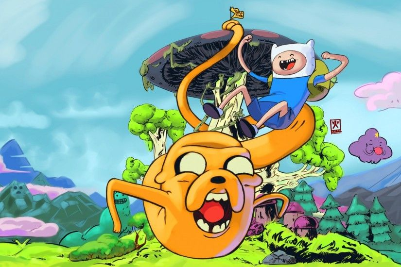 Finn Faces Adventure Time Wallpaper Full Hd Wallpapers 1573x1050px .