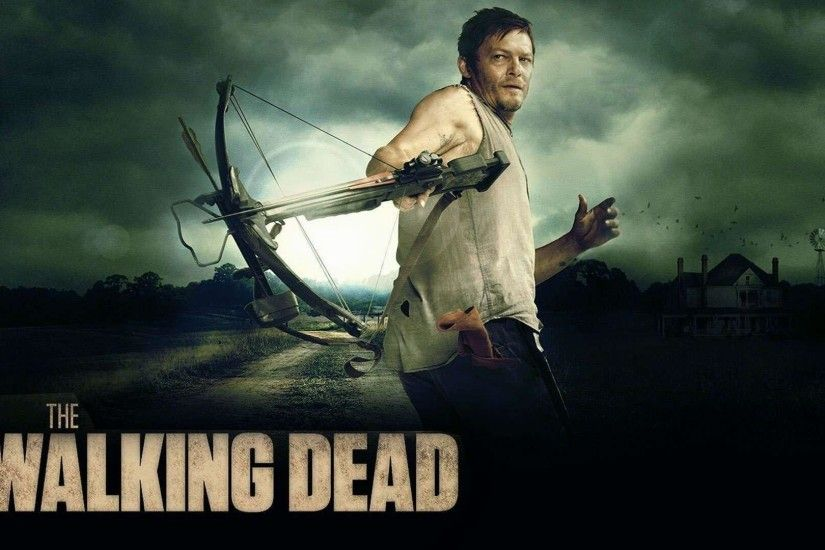 Walking Dead Daryl Wallpaper by Harlevsthink Source · Download Wallpaper  The Walking Dead Season 5 Wallpaper for Your