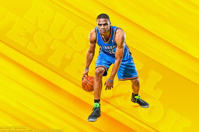Russell Westbrook 'Why Not' Wallpaper
