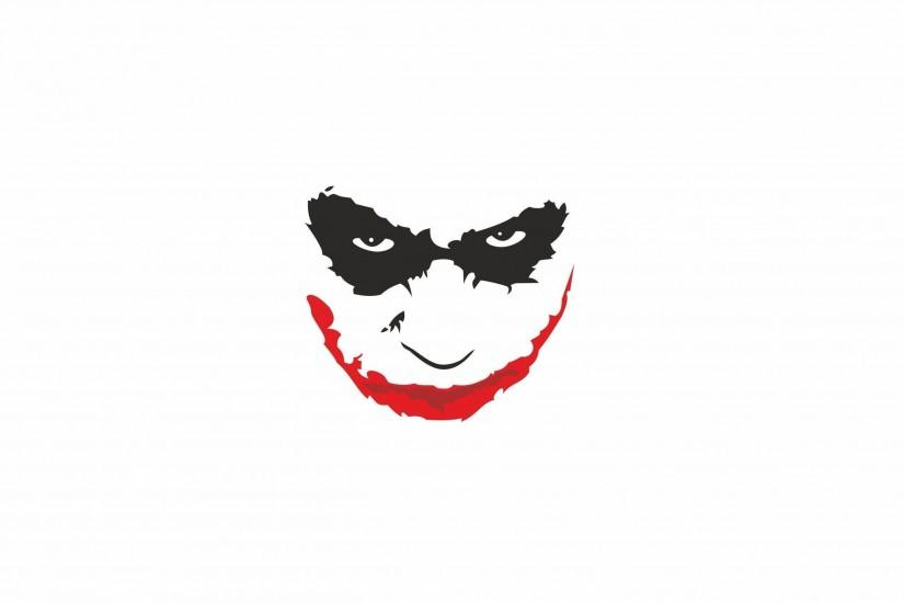 the joker smile wallpaper